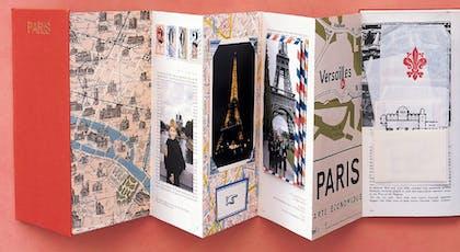 un album de voyage sur Paris