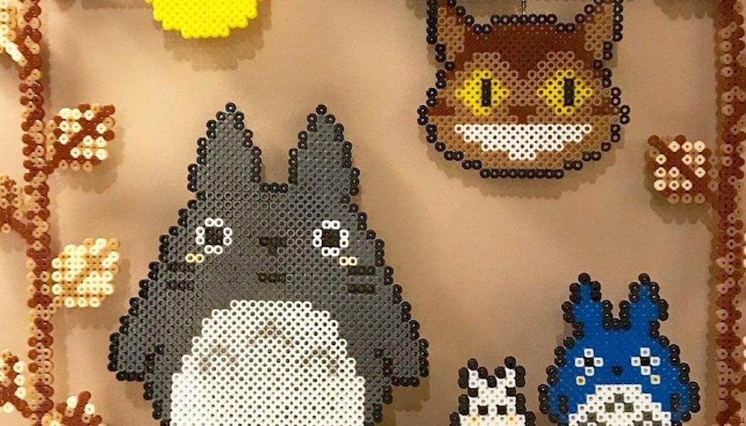 Les personnages de Mon voisin Totoro