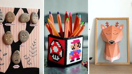 Top 18 des objets déco à fabriquer pour une chambre d'enfant