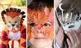 Top 26 des plus beaux masques de carnaval pour enfants à créer