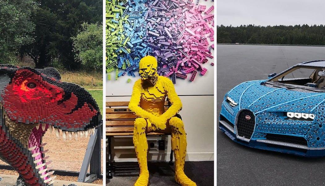 Top 15 des constructions Lego les plus incroyables de tous les temps