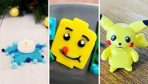 Top 24 des super idées de bricolage en pâte Fimo pour les enfants
