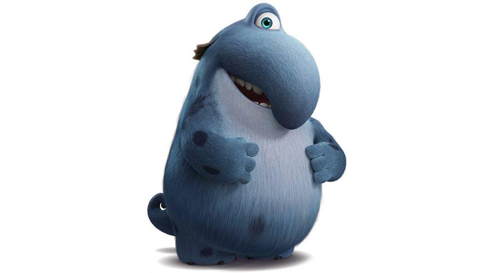 Fritz Monstres & Cie : Au travail Pixar / Disney+