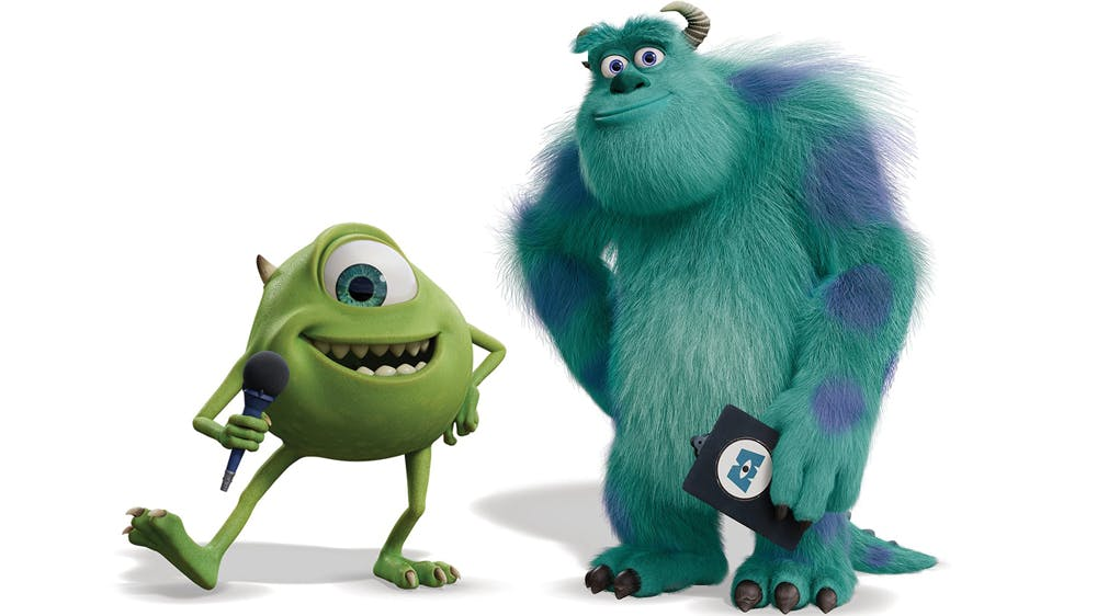 Bob et Sulli - Monstres & Cie : Au travail Pixar / Disney+