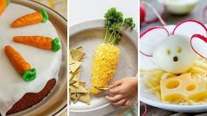 Top 22 des recettes rigolotes ou originales pour le repas de Pâques