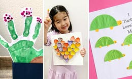 Fêtes des mères : 15 idées de bricolages faciles pour les maternelles