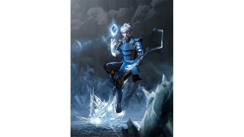 Jack Frost et Sub-Zero