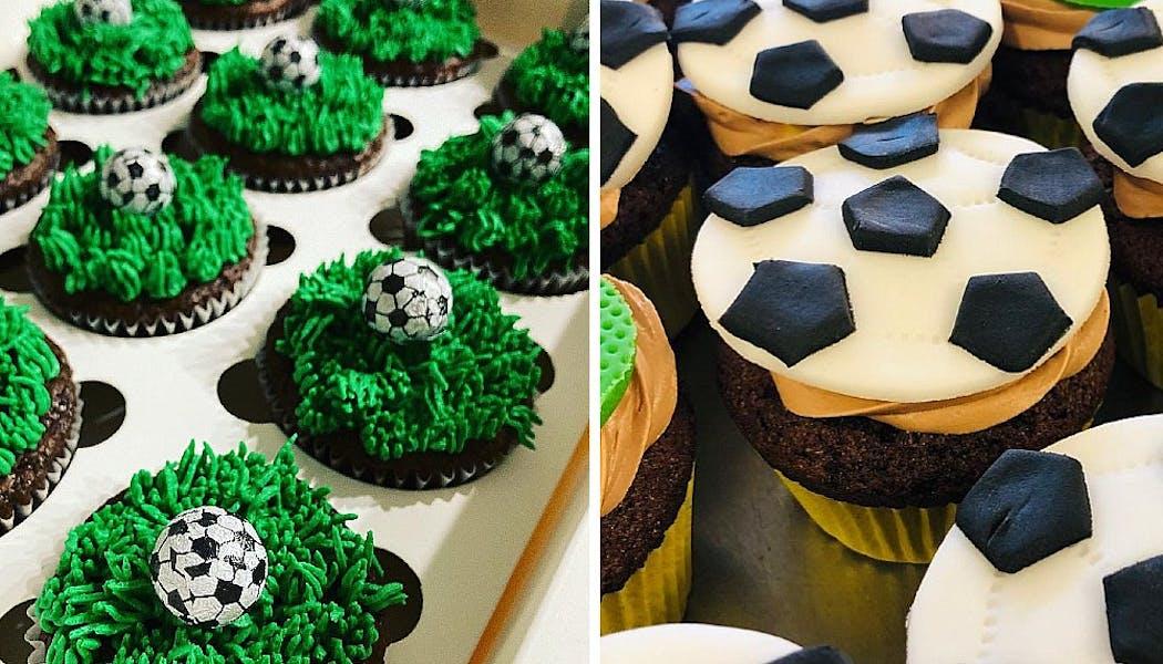 Des cupcakes à croquer