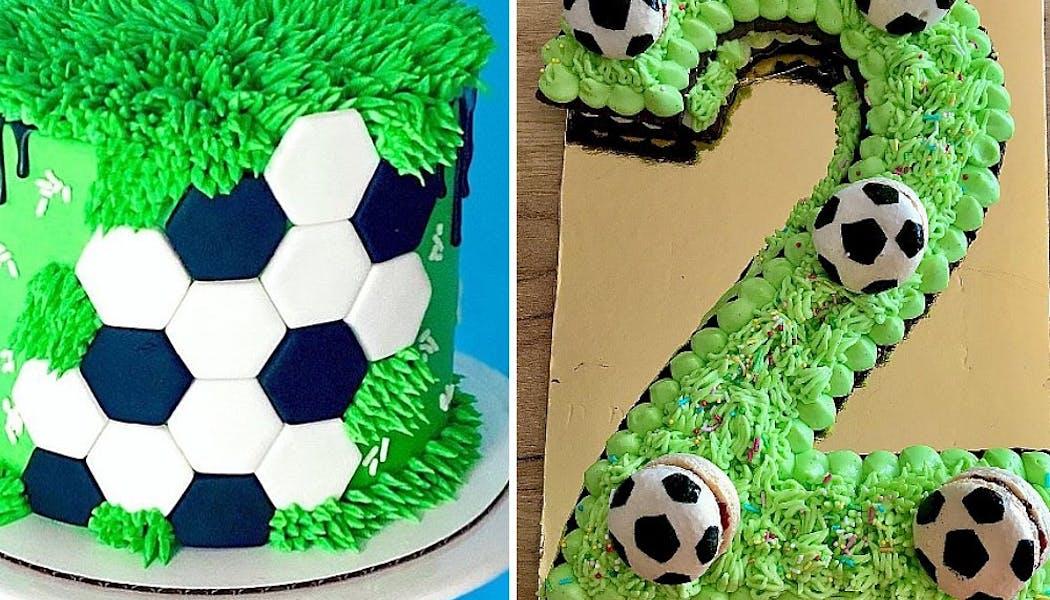 Cake design et number cake