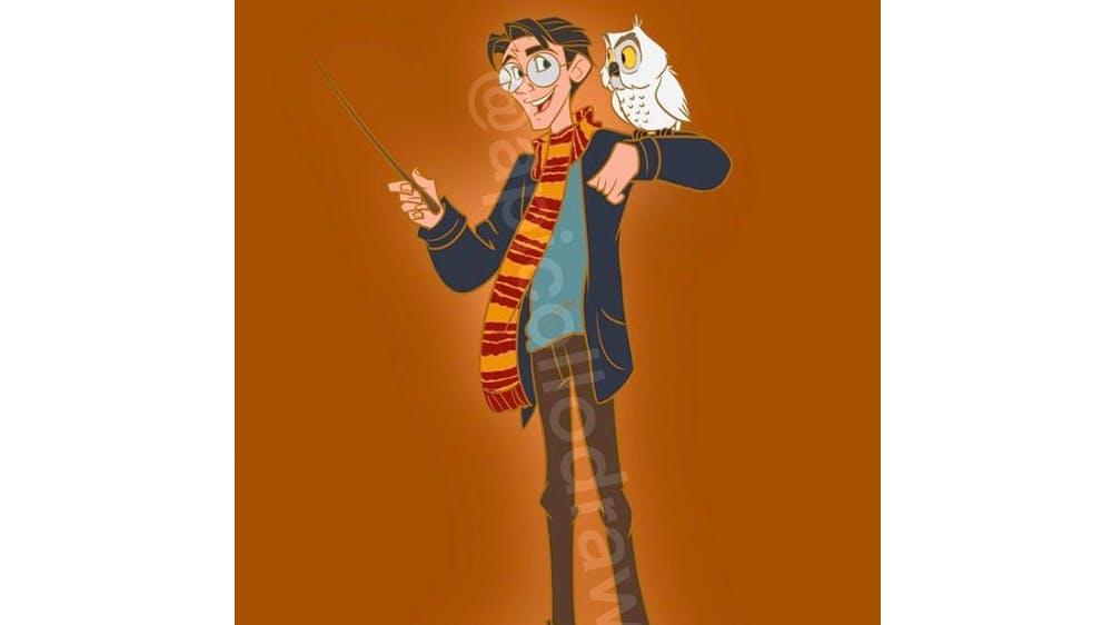 Quand Milo devient Harry Potter... par Alex Pick