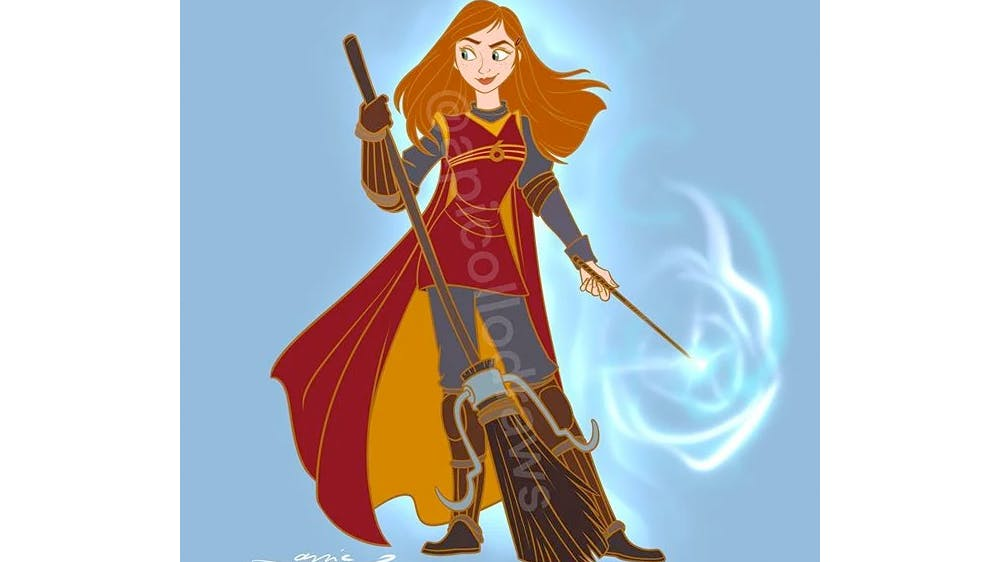 Quand Anna devient Ginny Weasley... par Alex Pick