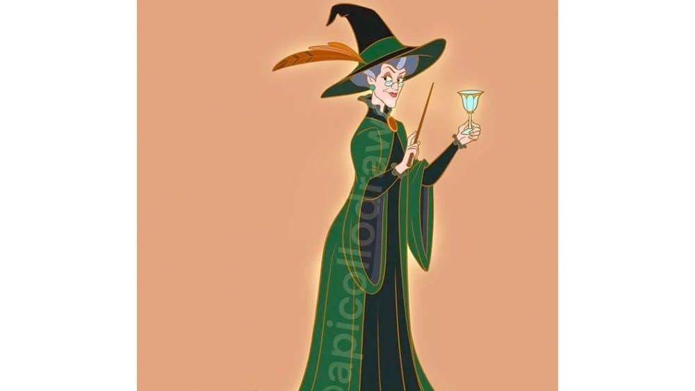 Quand Madame de Trémaine devient Minerva McGonagall... par Alex Pick