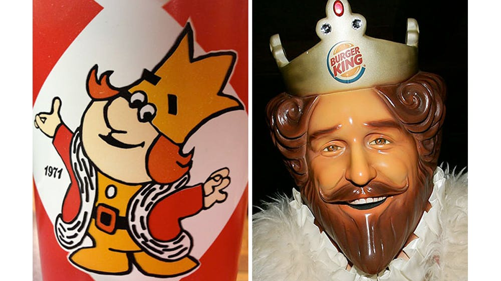 Le roi de Burger King