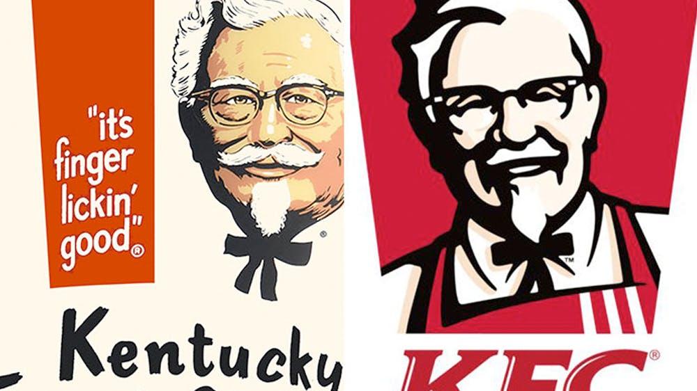 Colonel Sanders de KFC