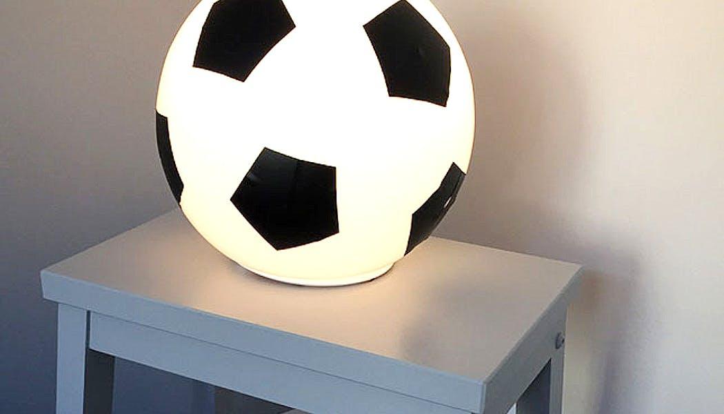 lampe en forme de ballon