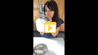 Astuce : faire des baguettes à bulles de savon