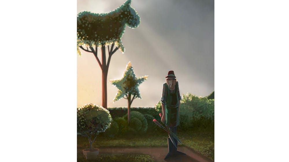 Les illustrations de Maia Zeidan