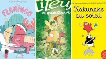 Les meilleurs livres jeunesse à dévorer pendant les vacances d'été