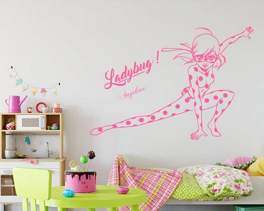 sticker Ladybug