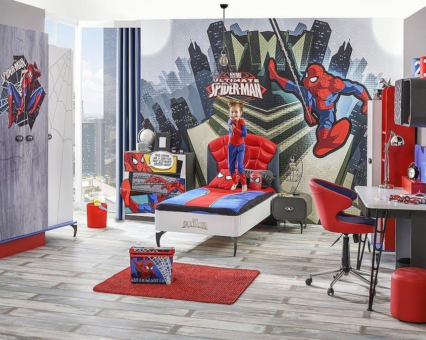 chambre spider-man