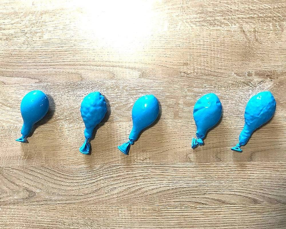 Les ballons sensoriels