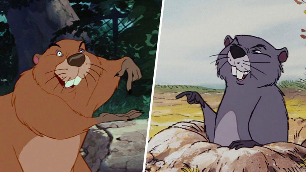 #3 Quand les personnages des films Disney se ressemblent…