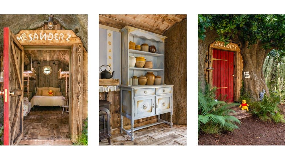 Maison de Winnie l'Ourson Airbnb