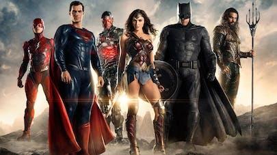Justice League Super-héros DC Comics