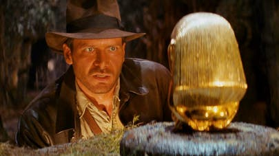 extrait Indiana Jones et le temple maudit
