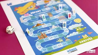 Le jeu du Tour du Monde