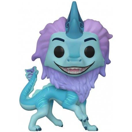 figurines funko pop raya et le dernier dragon disney