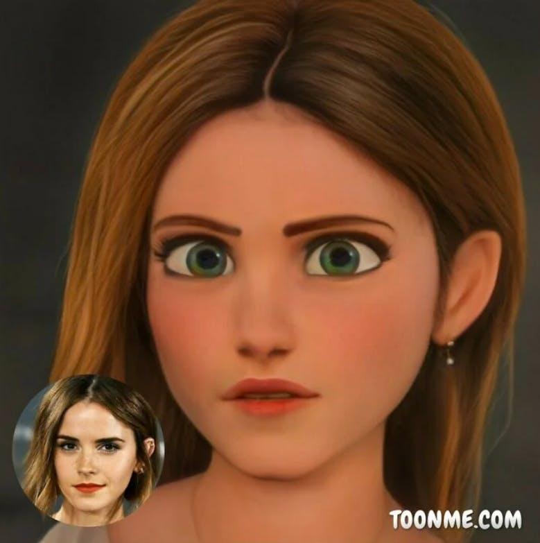 ToonMe Emma Watson