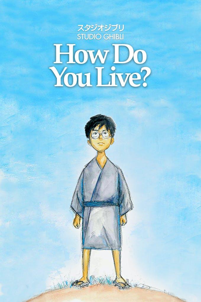 comment vivez-vous ? Hayao Miyazaki Ghibli