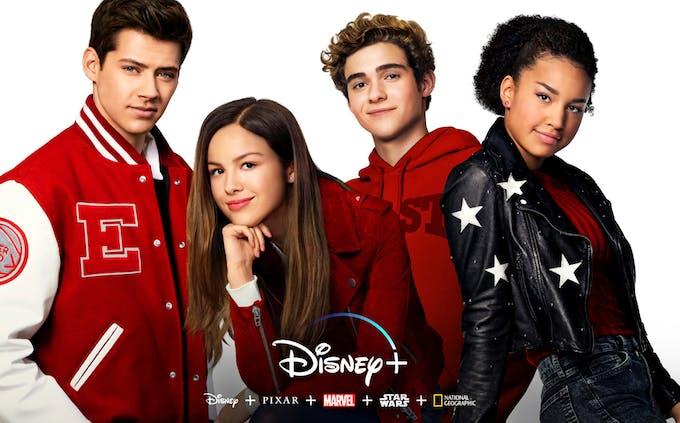 High School Musical la comédie musicale la série
