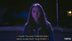 La folie Olivia Rodrigo, héroïne de la série High School Musical de Disney+