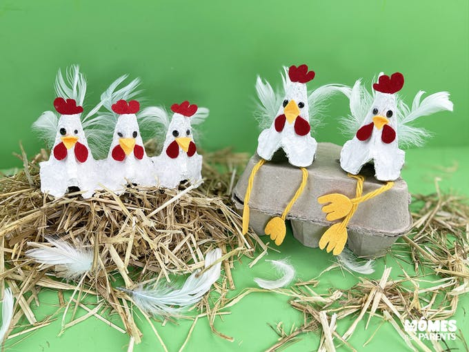 DIY Poulettes de Pâques
