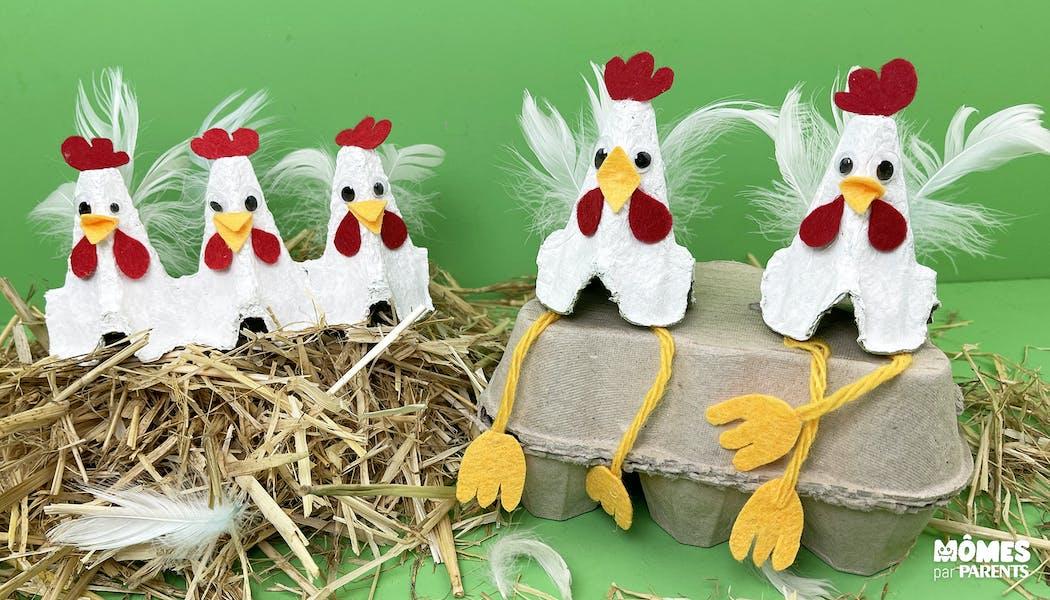 DIY Poulette de Pâques