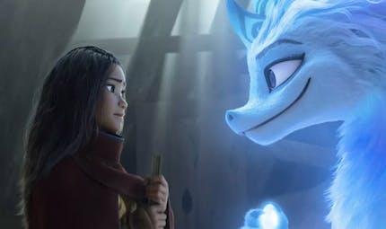 Raya et le dernier dragon : une nouvelle bande annonce et les voix françaises dévoilées