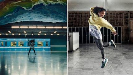 À 9 ans, cette super danseuse fait 10 000 pas en 3 minutes pour que les jeunes bougent plus !
