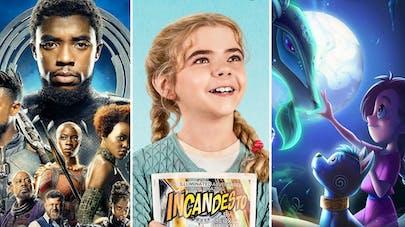 nouveautés Disney+ et Netflix février 2021