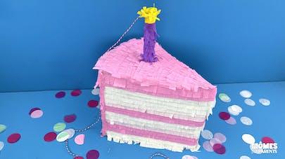 DIY Pinata d'anniversaire