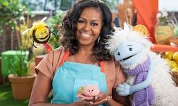 Netflix : Michelle Obama bientôt présentatrice d'une émission de cuisine pour les enfants