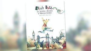 Elijah Betz le renne (punk) d'Angleterre