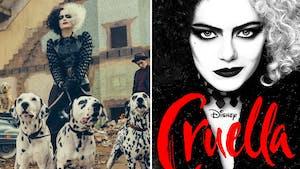 Cruella : une première bande annonce pour le film Disney avec Emma Stone