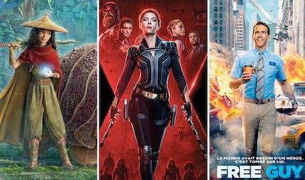 Disney 2021 : le calendrier des sorties des films et des séries Marvel, Star Wars, Disney et Pixar