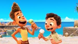 Luca : Disney dévoile la première bande annonce du prochain film Pixar