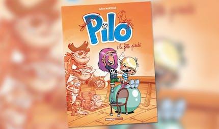 Pilo et la fille pirate