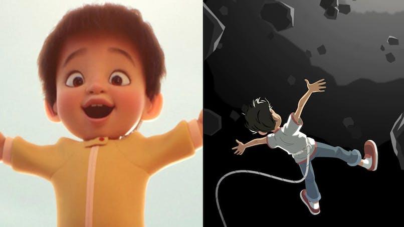 Float et Wind Pixar