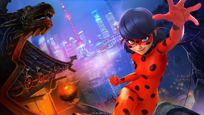 Ladybug Miraculous World Shanghai, la légende de Ladydragon