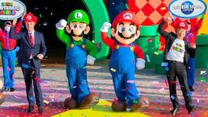 Super Mario : le Parc Super Nintendo World a ouvert ses portes